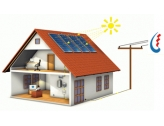 Information concernant les installations solaires photovoltaïques