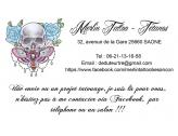 Nouveau à Saône - Salon de tatouages