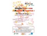 """Stage de chant """"J'adore chanter"""" Session d'automne"""