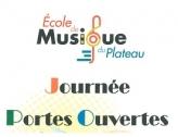 Journée portes ouvertes à l'école de musique du Plateau