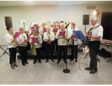 Le concert de la chorale de Saône